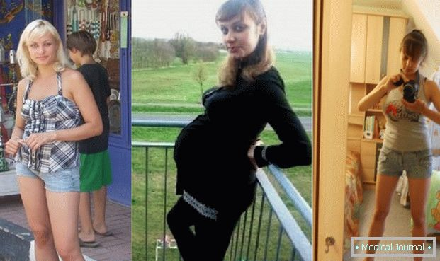 How I lost weight after giving birth